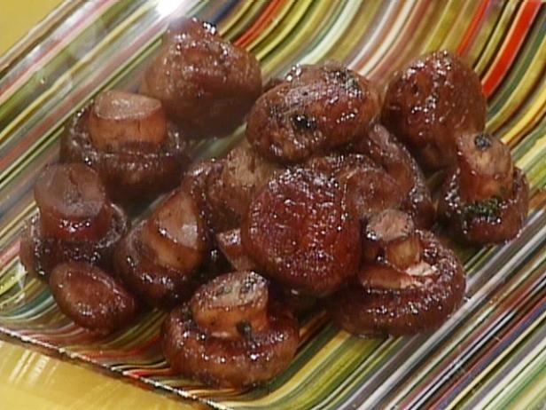 Get Rachael Ray's Sauteed Crimini Mushrooms Recipe from Food Network