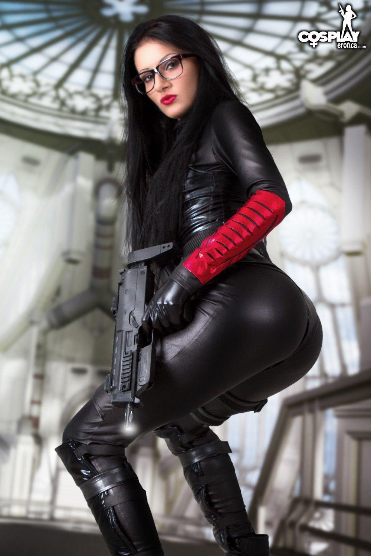 Gi joe baroness cosplay erotica