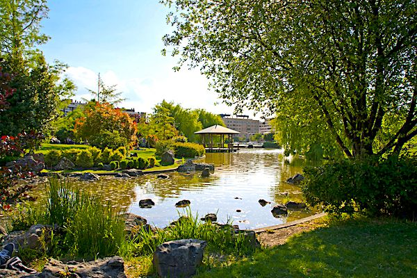 jardines japoneses pequeños JAPON Pinterest