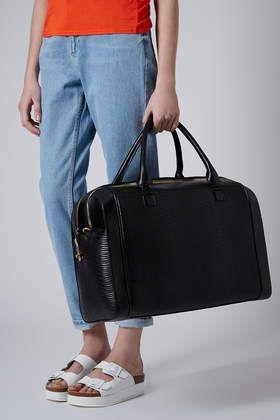 Reisetasche mit Doppelreißverschluss 65