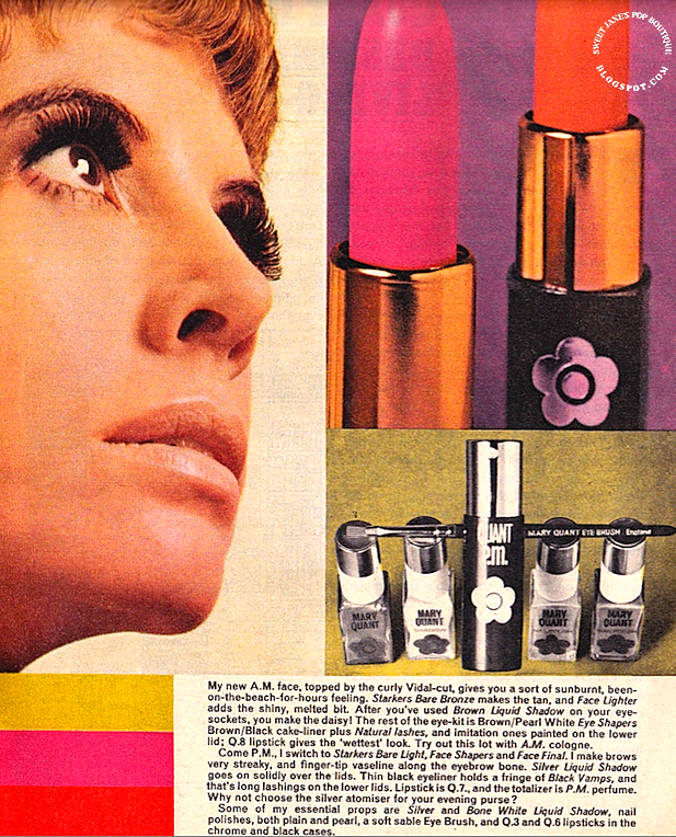 Image result for mary quant beauty