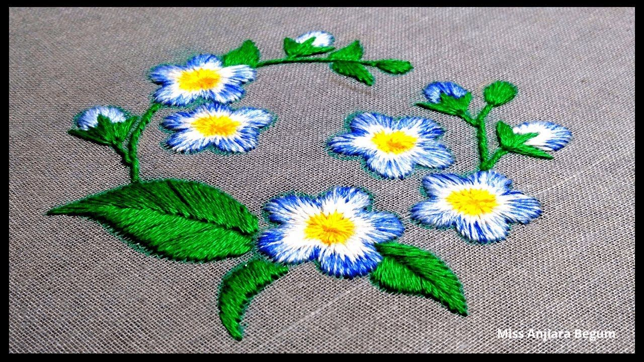 Exclusive Japanese Hand Embroidery pattern,Cute Embroidery,Secrets of Embroidery-37, #Miss_A