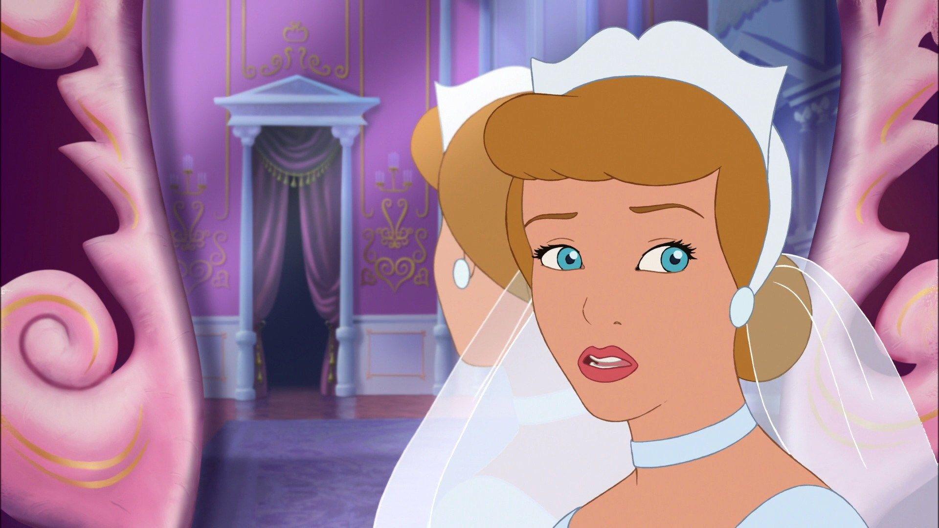 Cinderella Iii A Twist In Time 2007 Cendrillon Sortilege