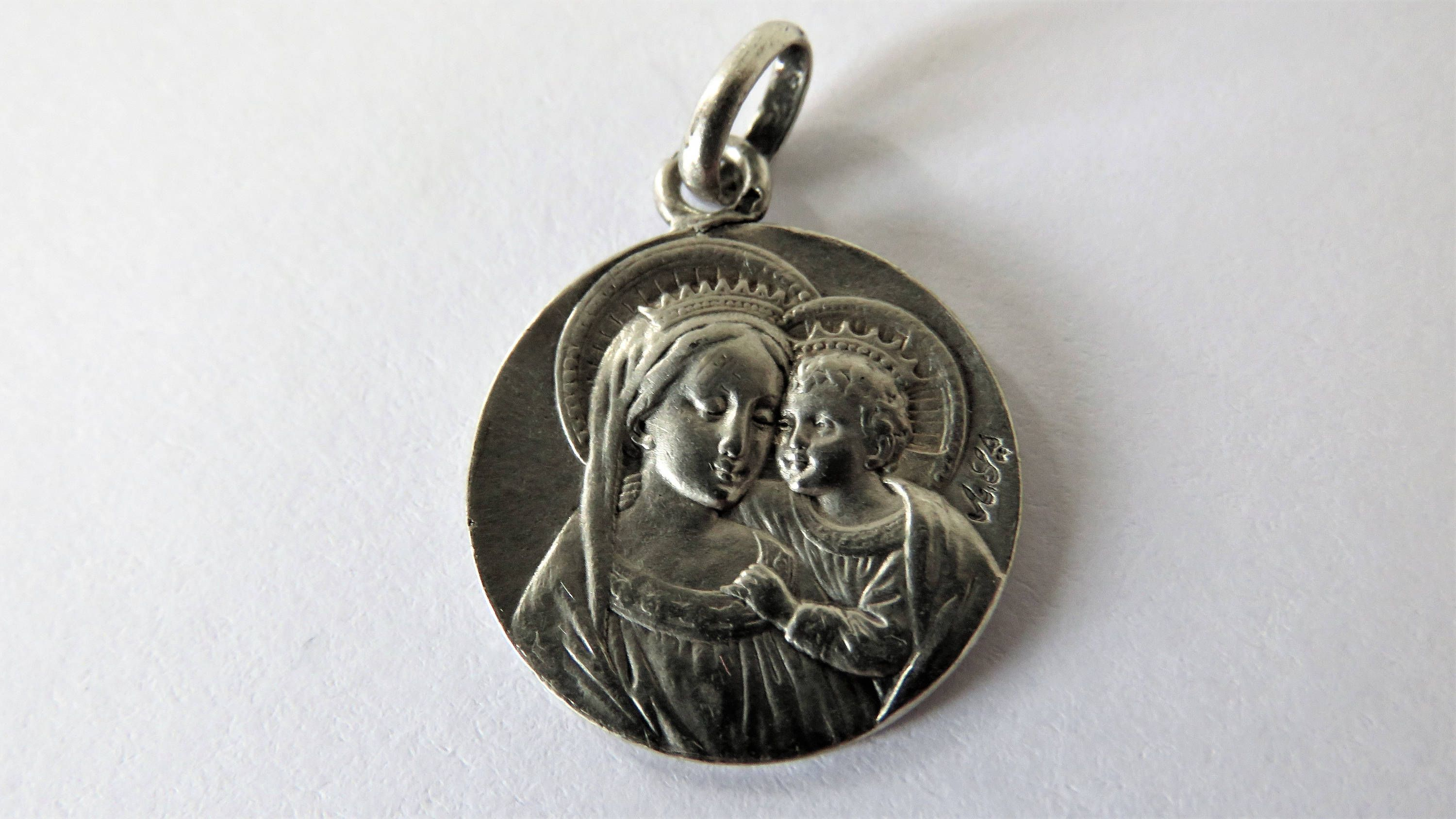 cross baptism engraving silver firearm jeff custom jewelry loehr pendant and