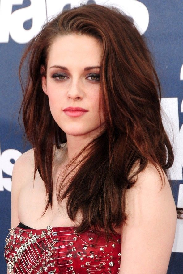 Kristen Stewart Hair Style File Hair Color Auburn Pale Skin Hair Color Hair Color For Fair Skin