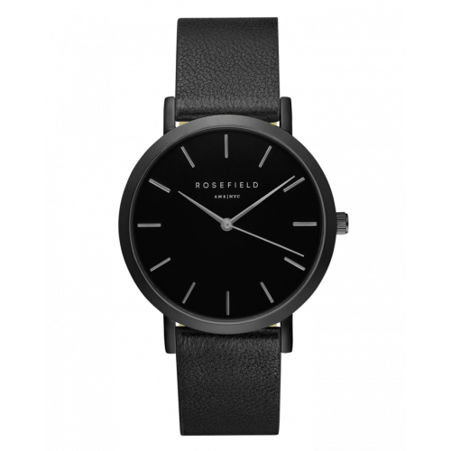Gramercy negro  | ROSEFIELD Watches