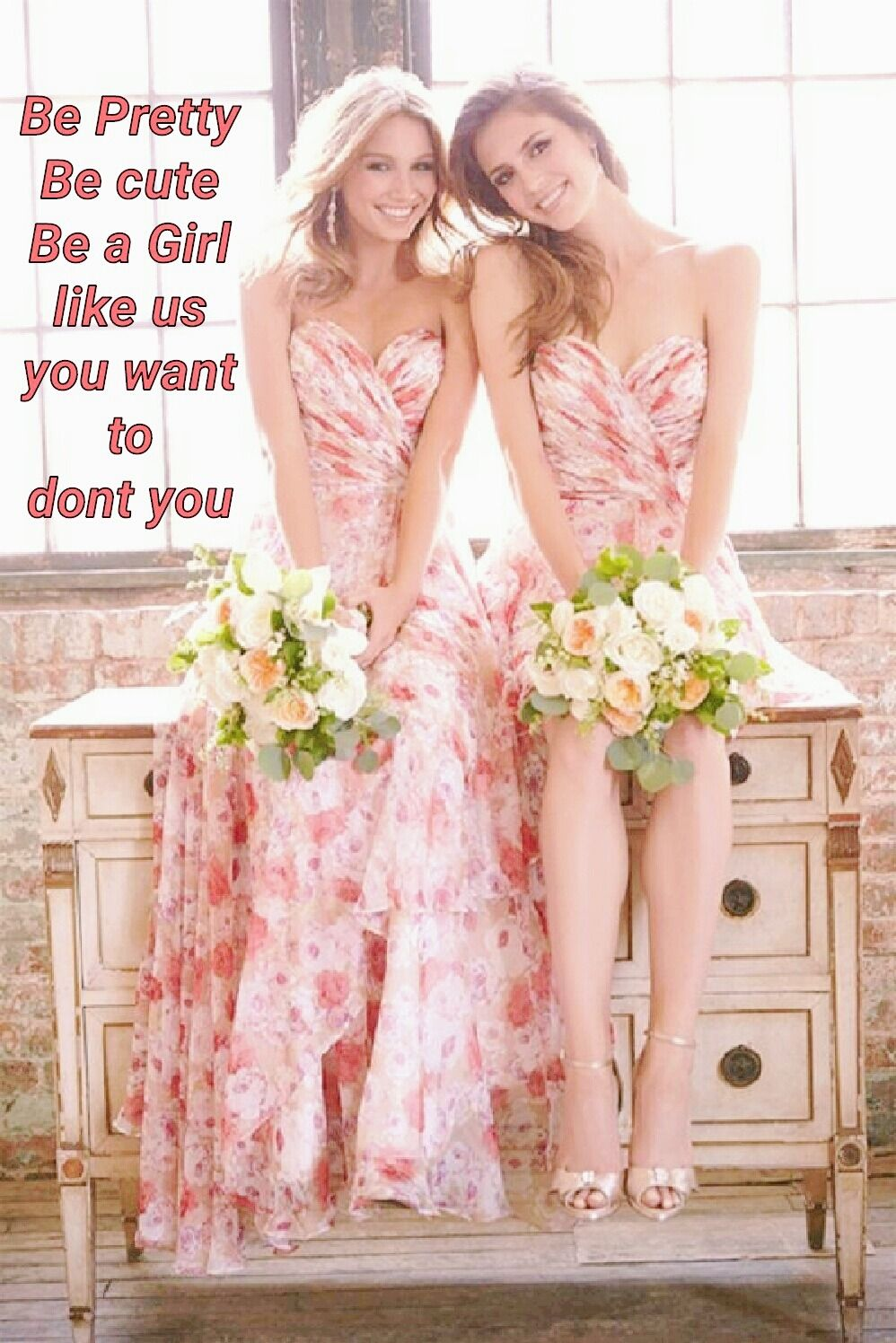 LouiseLonging | Girly sissy wish | Pinterest