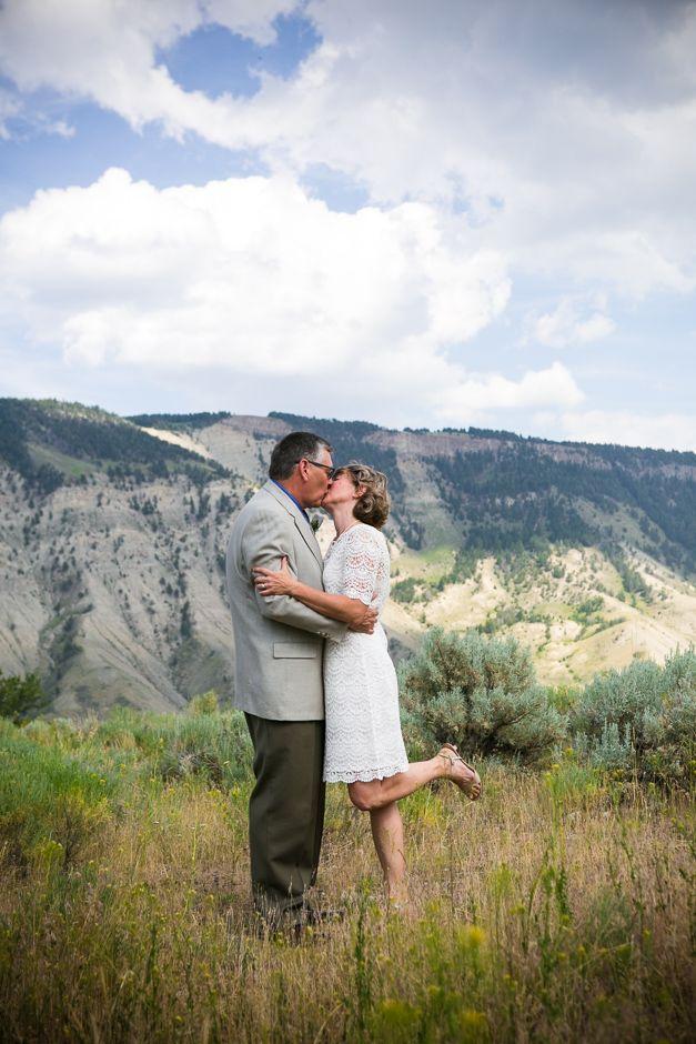 Yellowstone National Park Wedding Merissa Lambert Photographer Yellowstone Mammo National Park Wedding Creative Wedding Photography Yellowstone National Park