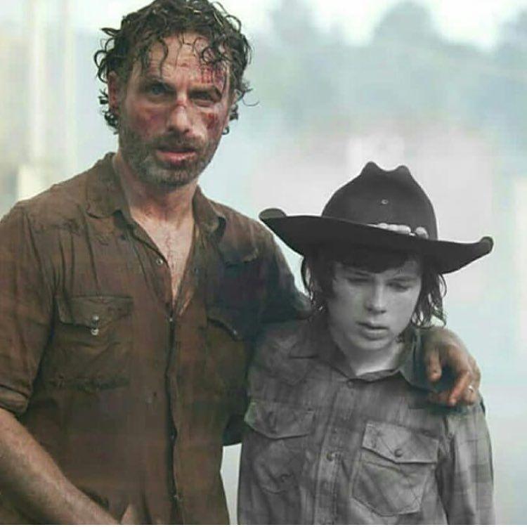 Pin En The Walking Dead
