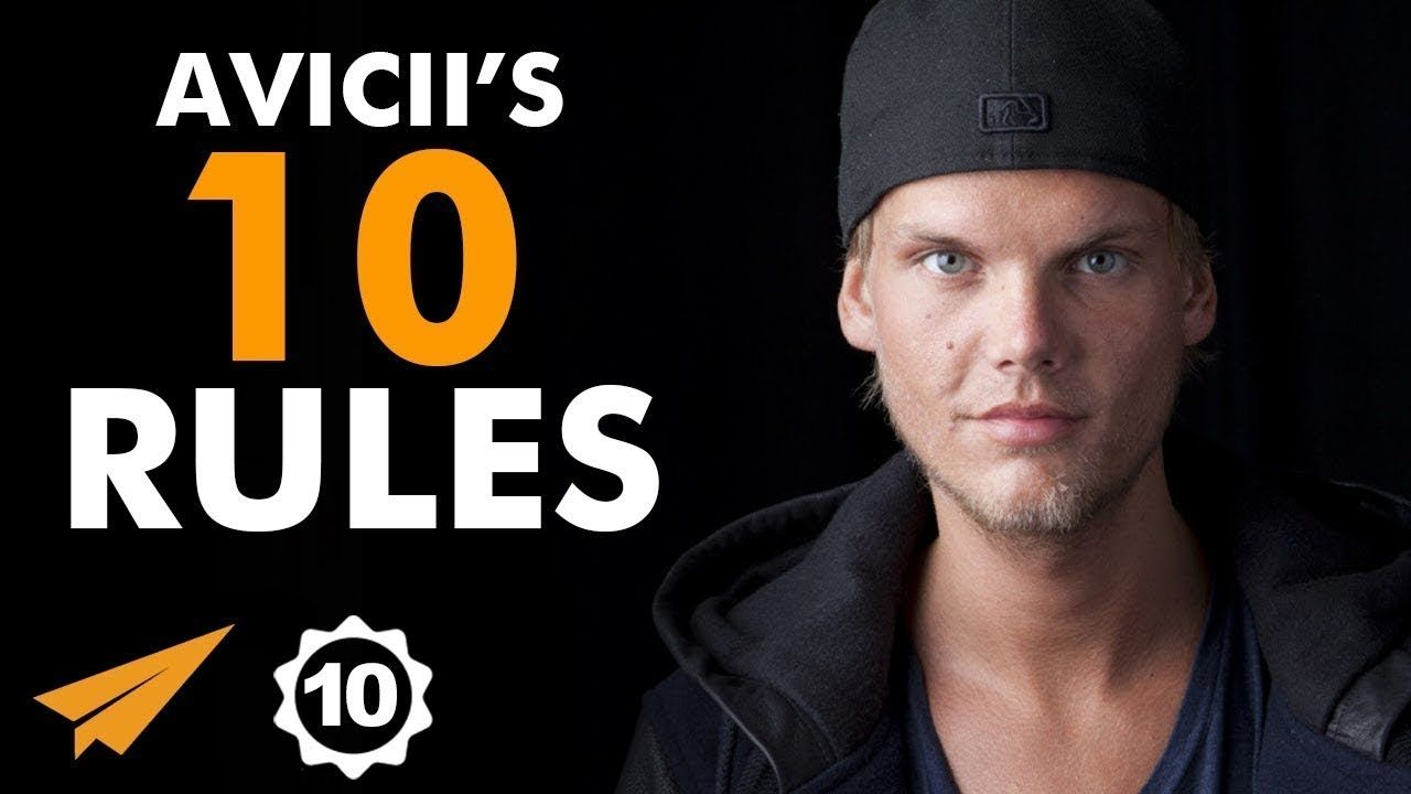 If You Work Hard Enough You Are Going To Succeed Avicii