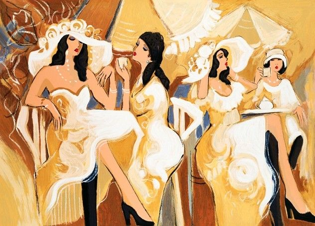 Spring Breeze by Isaac Maimon