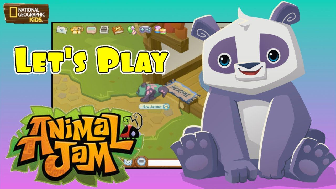 Animal Jam Online Game for Kids - Den and Character Creation - Mini game  play - Kid Friendly Toys | Online games for kids, Mini games, Games for kids