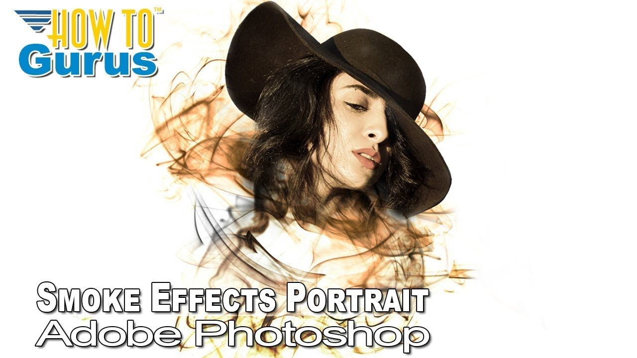Photoshop Smoke Effect Portrait Photoshop Cc Smoke