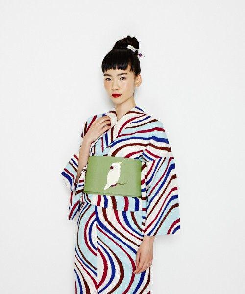 【ZOZOTOWN|送料無料】ふりふ(フリフ)の着物/浴衣「流水(道楽)」(0651-362200)を購入できます。