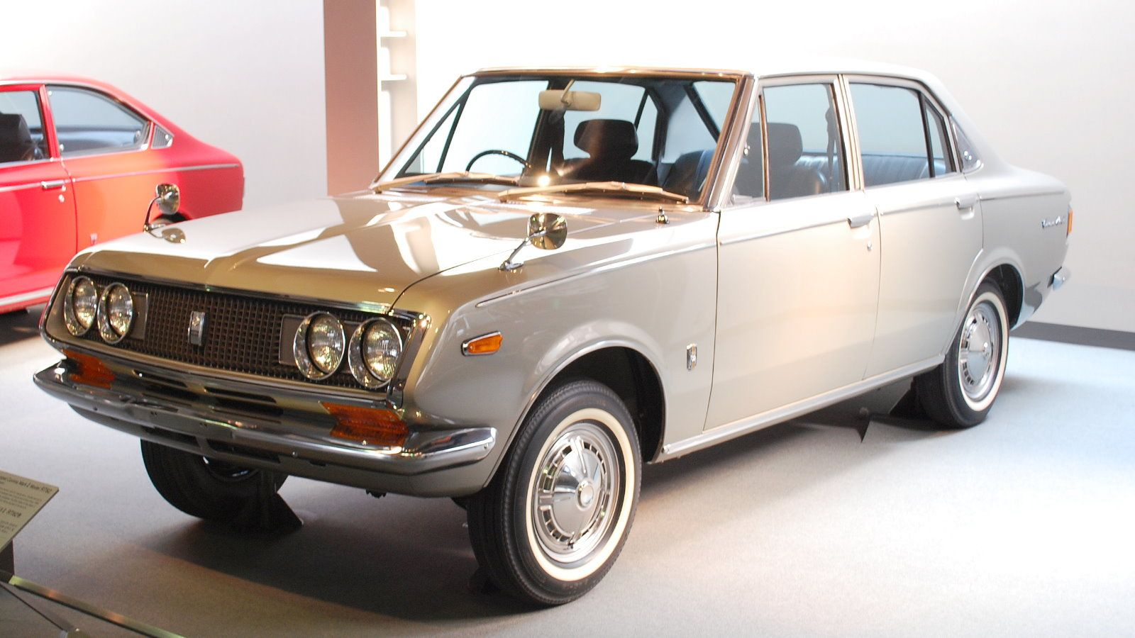 1968 Toyopet Corona - Toyota Classic | HD Cars Wallpapers | Old ...