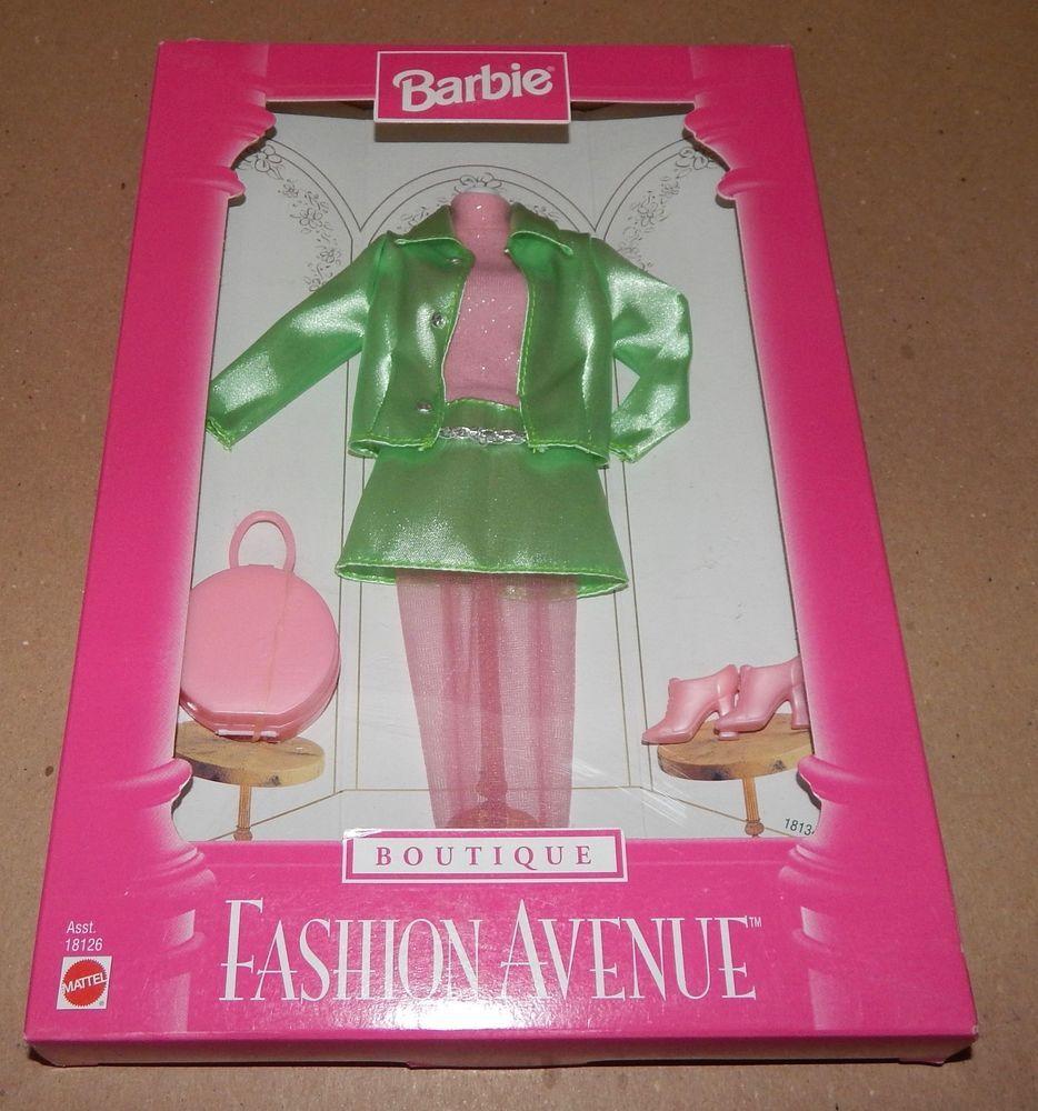 Fashion avenue clothes store 98