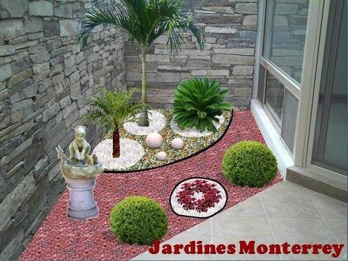 Dise o y construccion de jardines jardines monterrey for Modelos de patios y jardines