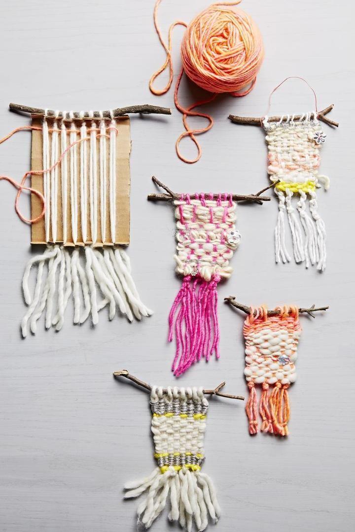 Photo of 7 Easy, No-Knit Yarn Crafts –  – #Crafts #Easy #NoKnit #Yarn