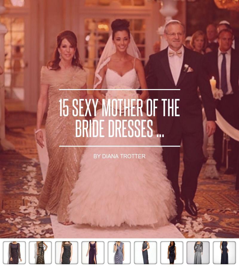 Contemporáneo R & M Richards Madre De Los Vestidos De Novia Fotos ...