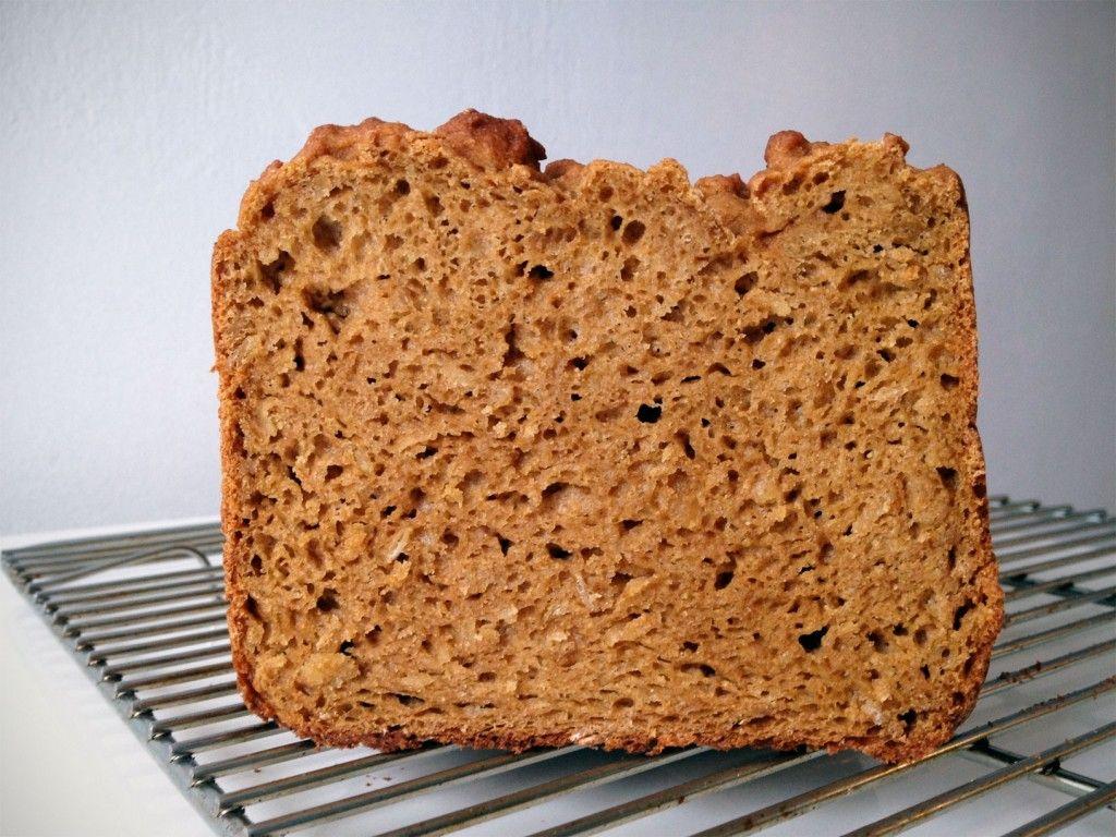 gluten-free oatmeal bread