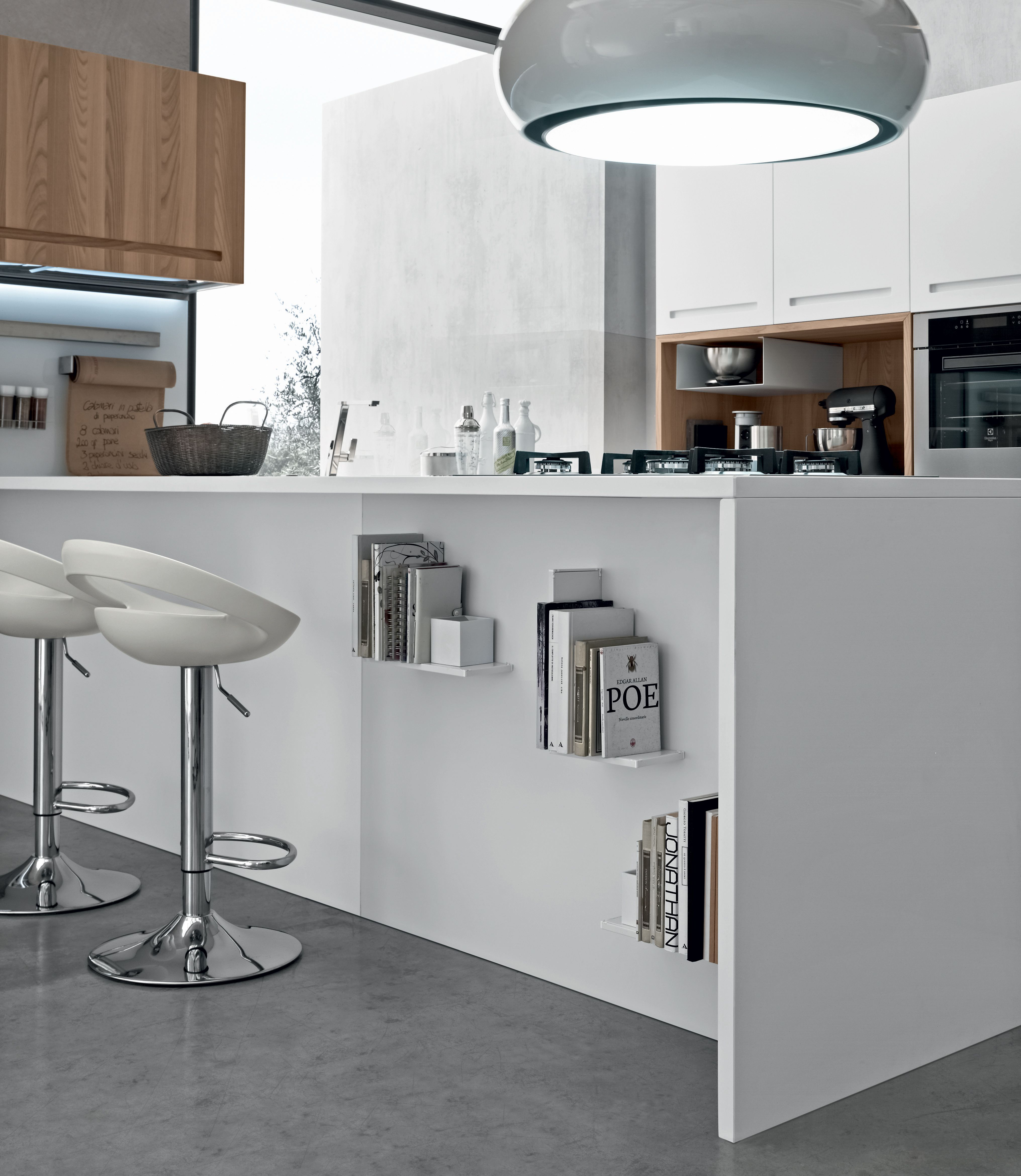 Stosa Cucine: arredamento per modelli di cucine moderne Mood ...