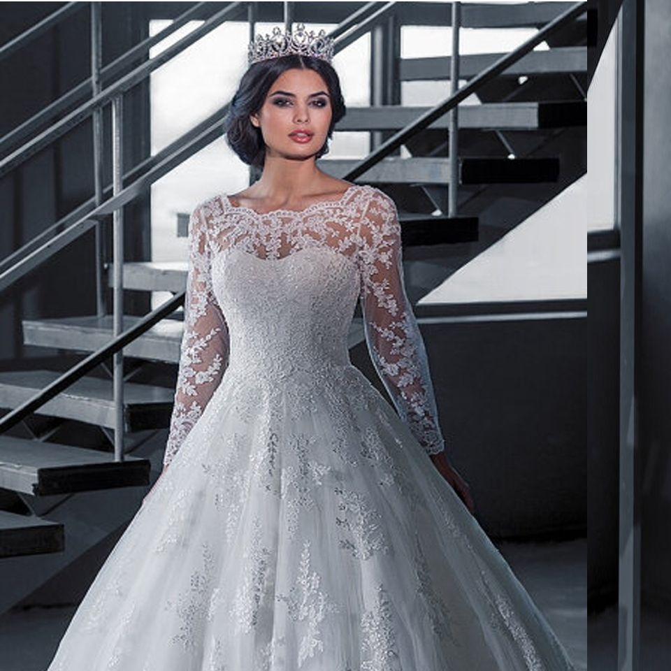 Pin von ibtissambaty auf robe de mariage | Pinterest