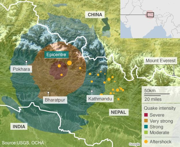 Eight million hit by nepal quake nepal latest earthquake news eight million hit by nepal quake gumiabroncs Choice Image