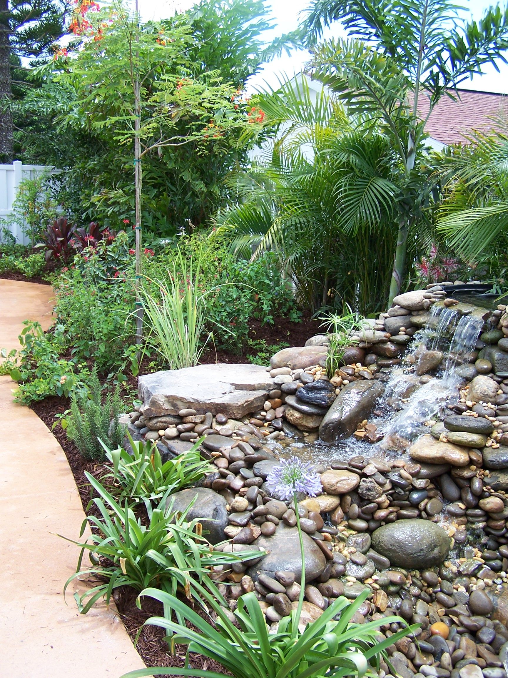 Let us create a serene backyard oasis with a beautiful ...