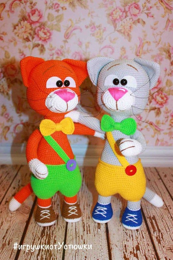 Image result for amigurumi crochet free cat patterns pinterest ... | 855x570