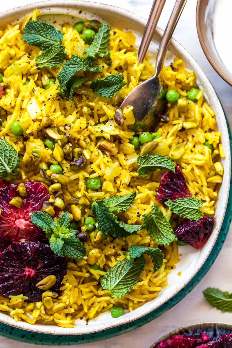 Curried Rice Salad 30 Minutes Recipe Curried Rice Salad Salad Dishes Easy Rice Recipes