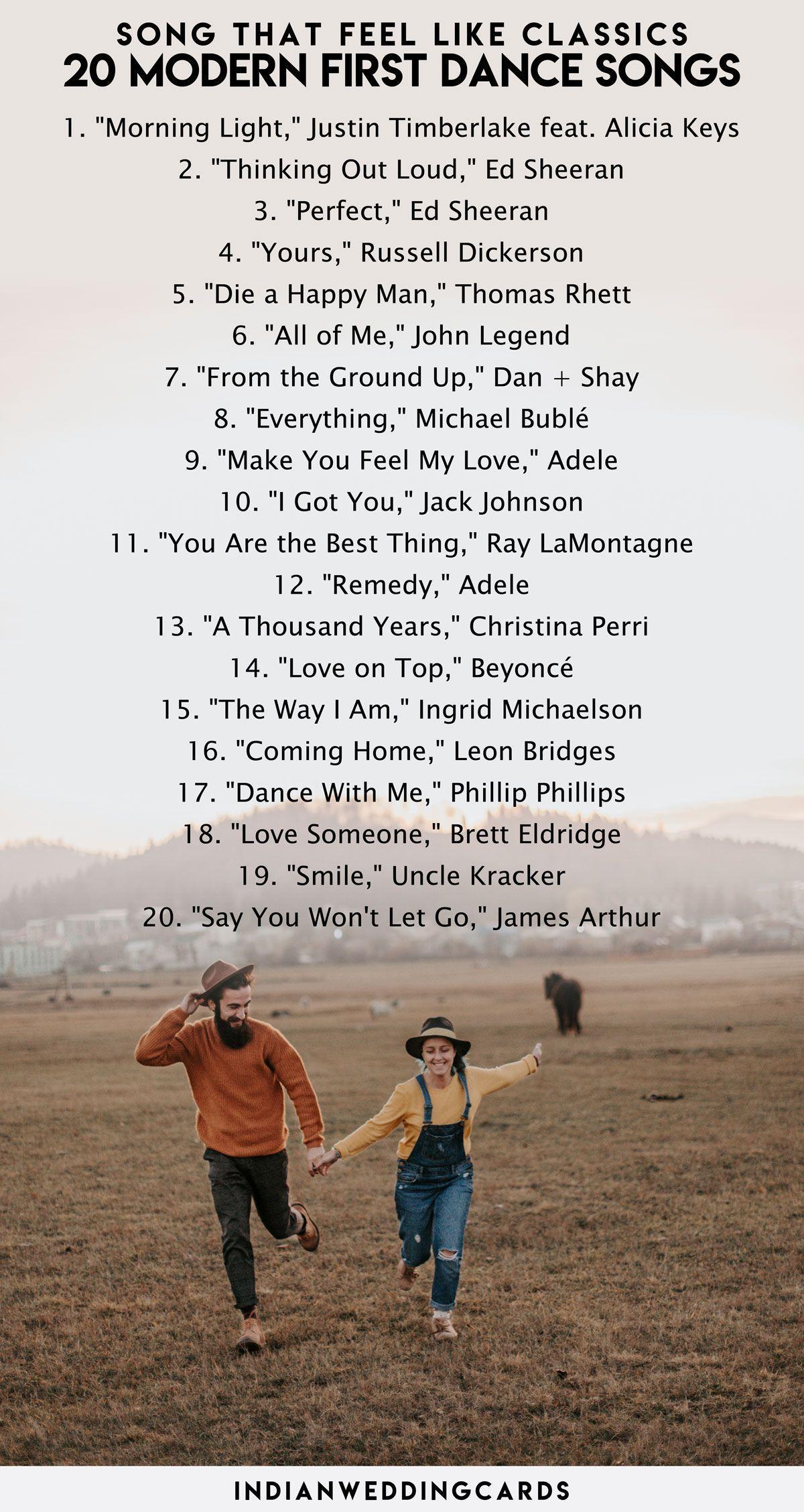 8 Mind Blowing Hochzeit Budget Ideen In 2020 Modern First Dance Songs Best Wedding Songs First Dance Songs