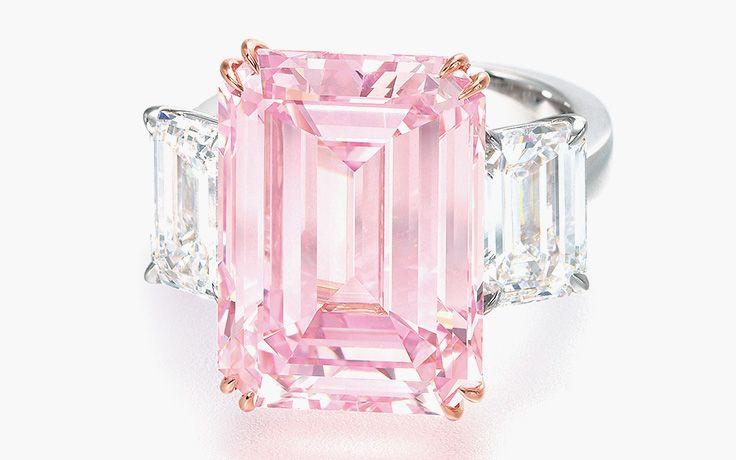 A brief history of blockbuster diamonds   Christie's   Most expensive jewelry, Pink diamond, Pink diamond wedding rings