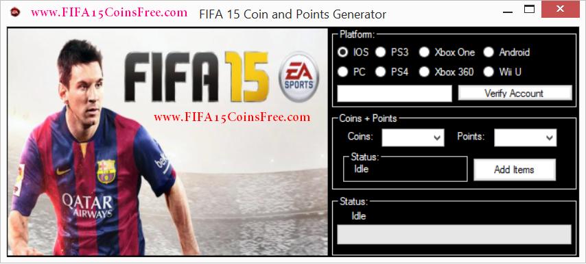 fifa 15 ps4 coin accounts