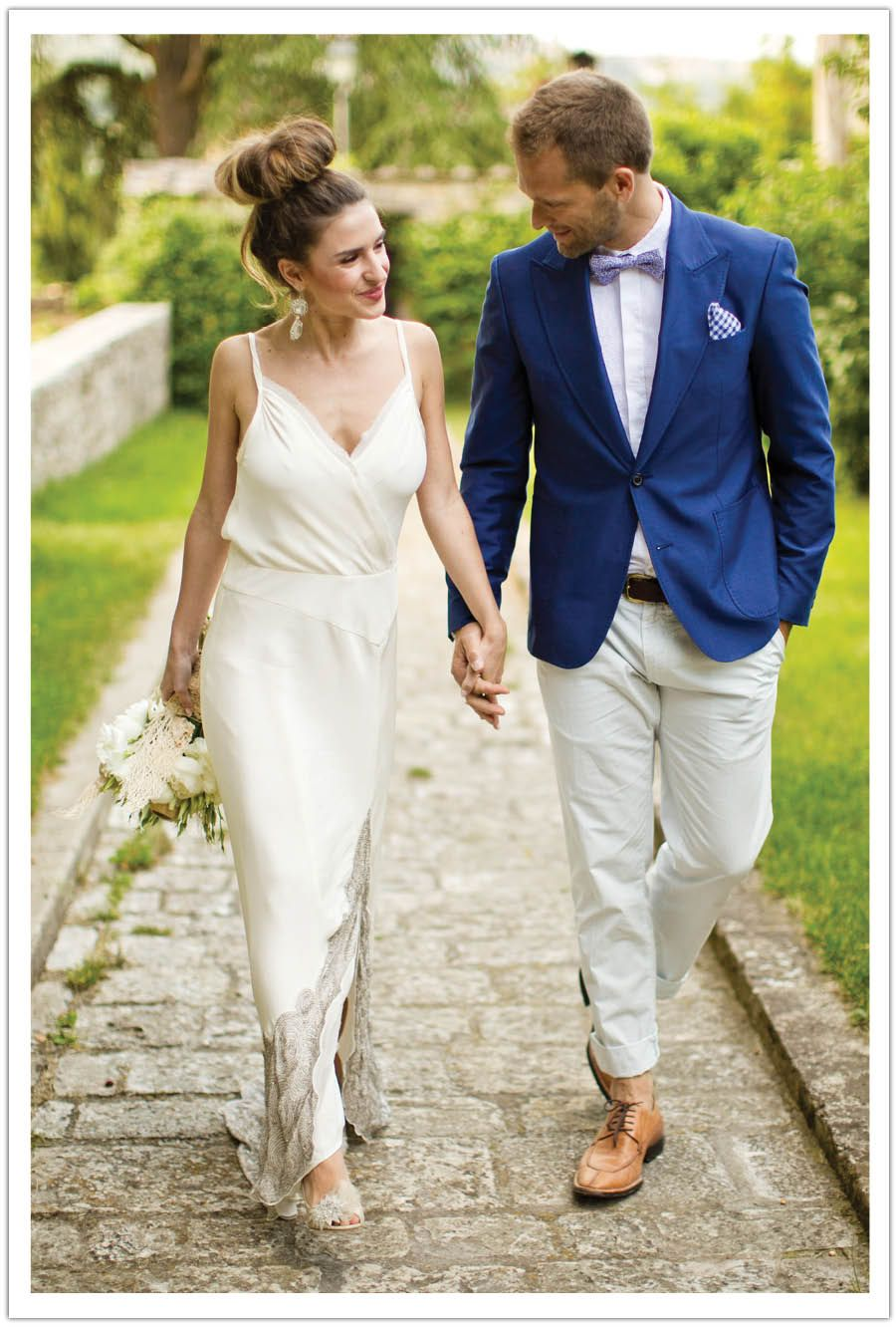 Tuscany in wedding what to wear