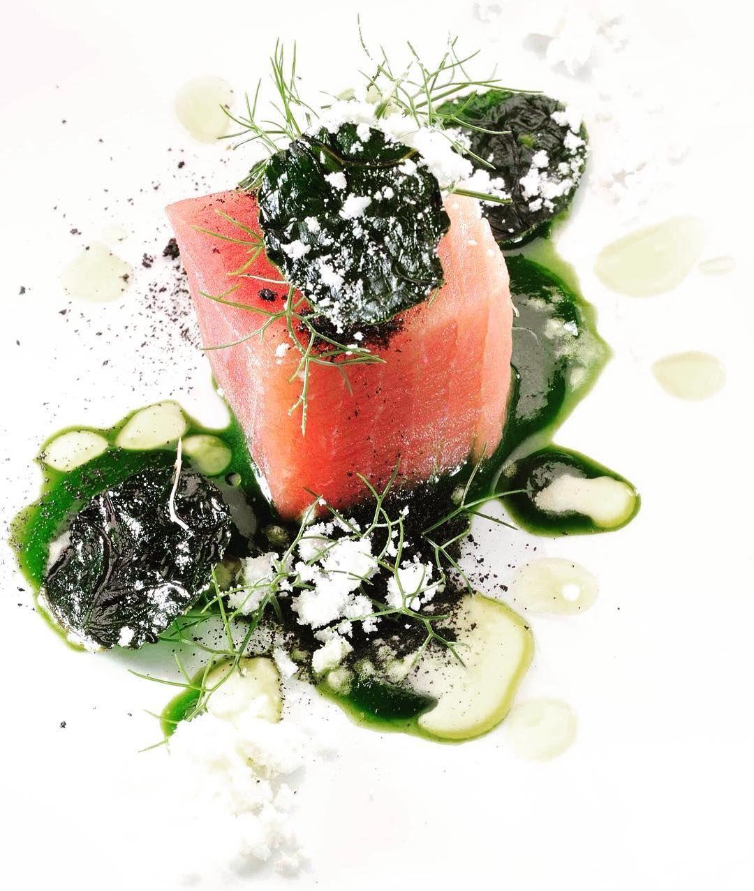 Lo Chef JRE Luigi Pomata di Cagliari... anteprima del nuovo volume Italian Gourmet. Foto Paolo Picciotto  #jreitalia #jrericette #gourmet #instafood #tonno #cagliari @luigipomata @antonellaprovetti #antonellaprovetti #ristoranteluigipomata #sardiniaexperience #italianfood #gooditalianfood #passionforfood #goodfish #tonno #tonnorosso #luxury #colour #creativity #instafood #foodie #gourmet #italiangourmet  @italiangourmet #foodpic #foodphotografy  ##amazing #delicious #theartofplating by…