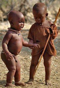 Himba - Namibie