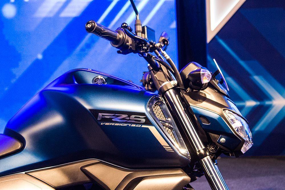 Yamaha Fz Fz S Fi Version 3 0 Abs Photos Yamaha Yamaha Fz S