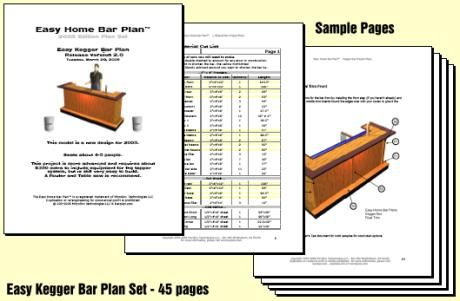 DIY Home Bar Plans Free | CUSTOM HOME BAR PLANS | Find House Plans