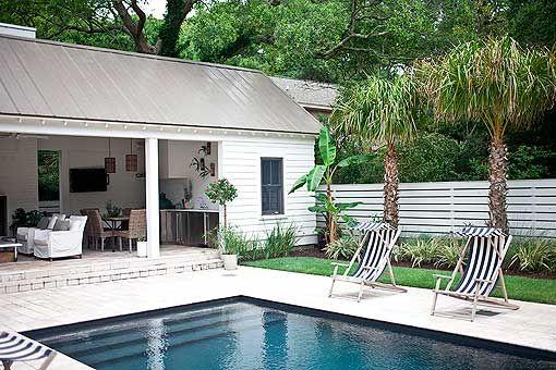 Piscinas casa veraneo una piscina con pabell n de verano para disfrutar en familia costa - Casa de verano con piscina ...