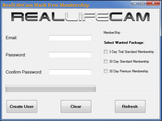 We are proud that we can offer you RealLifeCam Hack Free Membership for free. Hi  We are proud that we can offer you RealLifeCam Hack Free