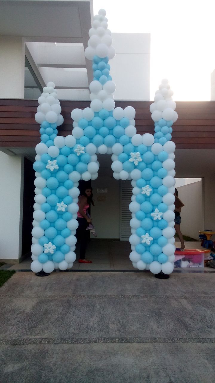 Pin by on Pinterest Balloon wall