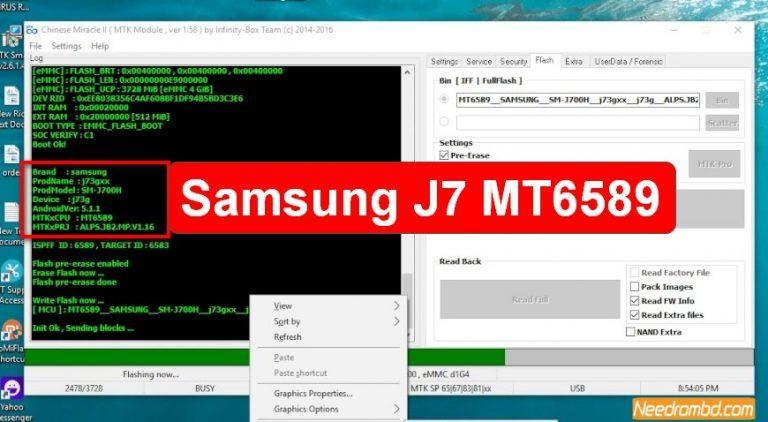 Samsung J7 (2016) SM-J710F MT6589 Rom [All Version | Smartphone