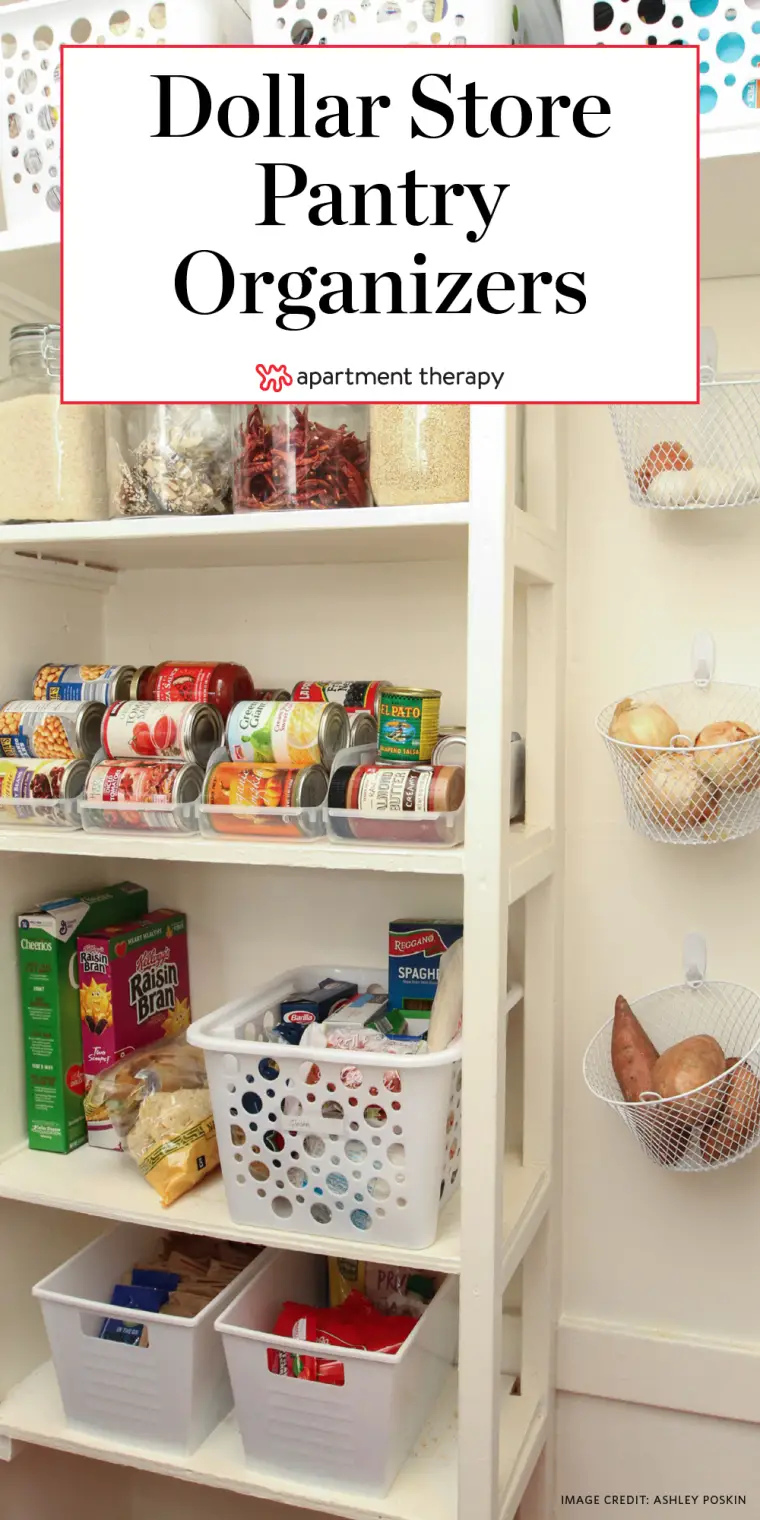 Apartment Closet Organization Dollar Stores