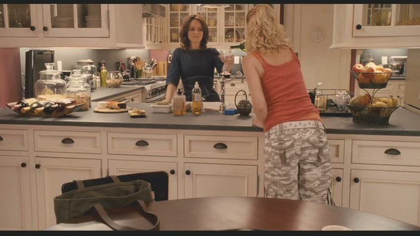 Tina Fey's Apartment in