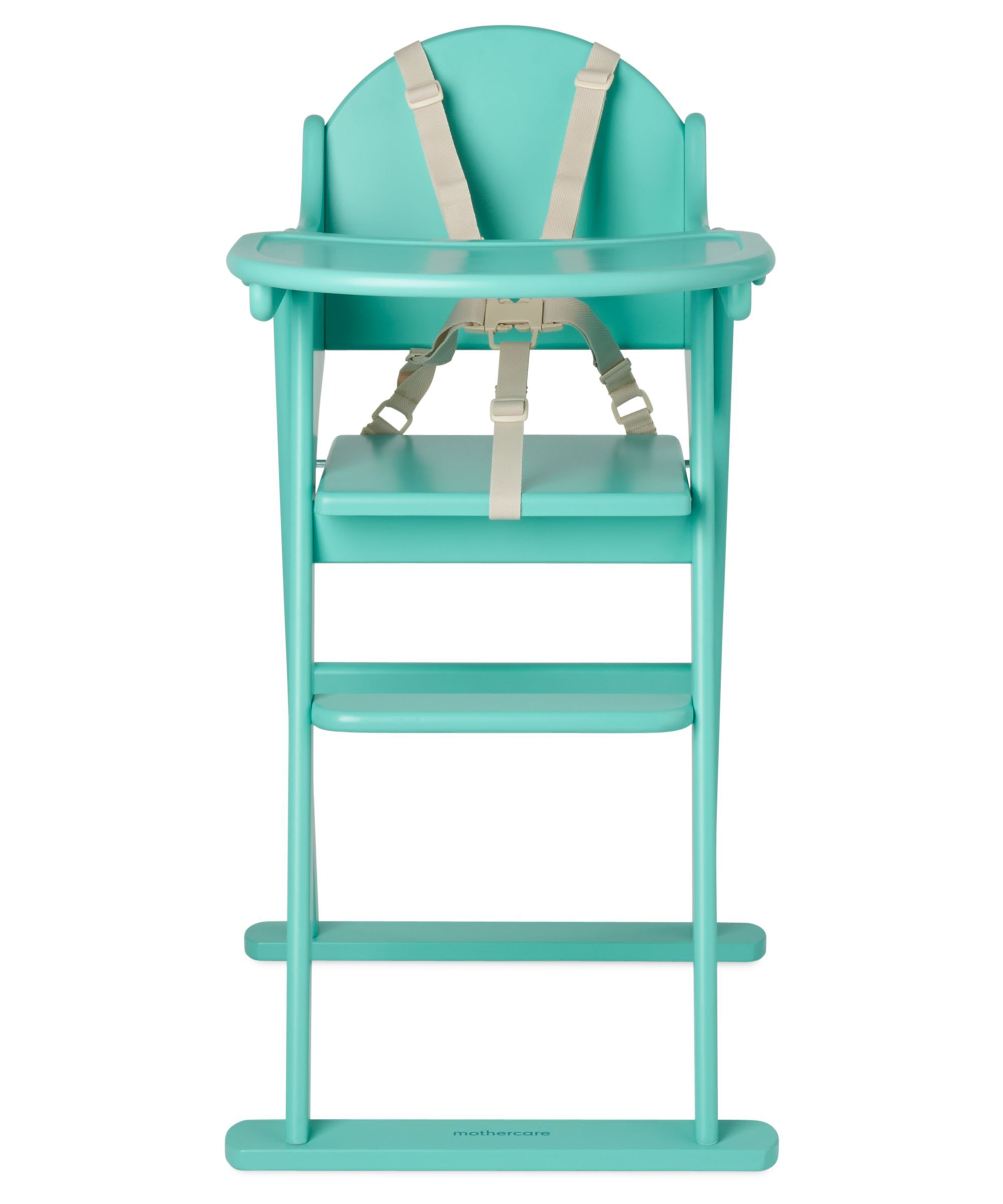 Mothercare Valencia Highchair Mint highchairs