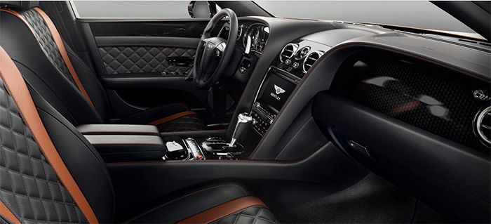 2018 bentley flying spur w12. contemporary w12 2018 bentley flying spur w12 s interior design and bentley flying spur w12