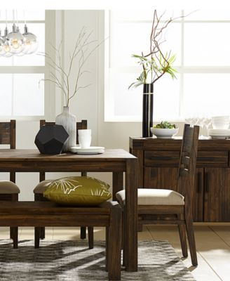 Fine Avondale 6 Pc Dining Room Set Created For Macys 60 Pdpeps Interior Chair Design Pdpepsorg