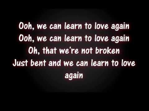 Youtube Songs 2013 Learning To Love Again Love Songs
