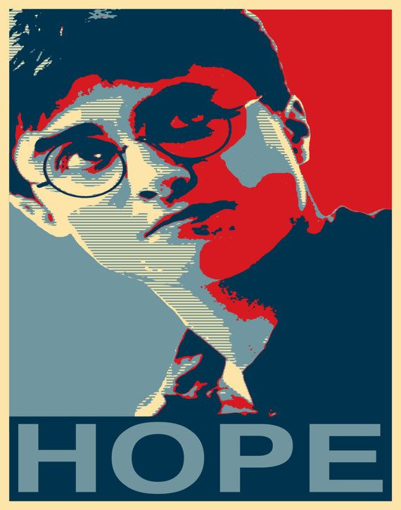 Harry is the best hope we have, trust him. | Harry potter ...