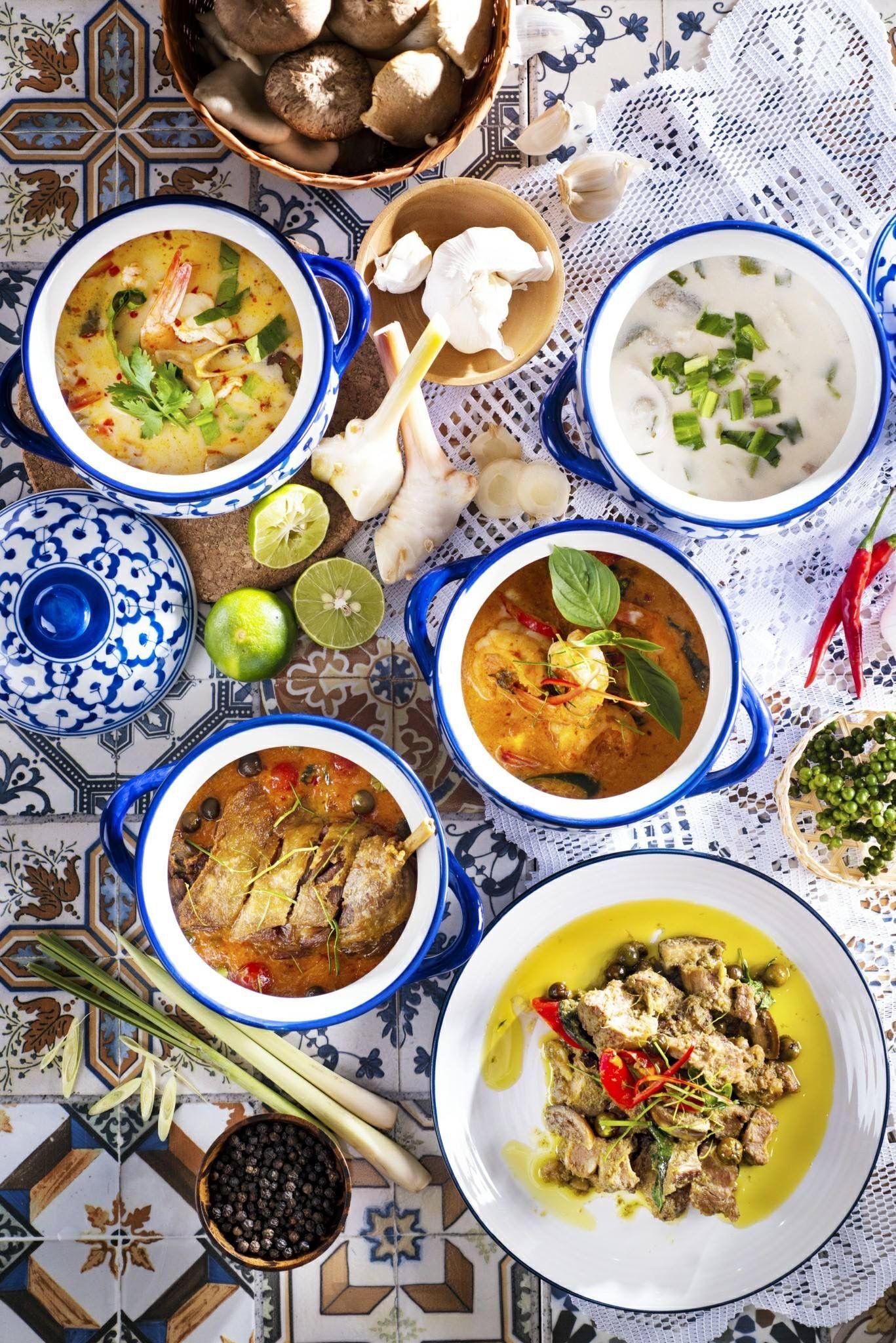 อาหารไทยพื้นบ้านยอดนิยม